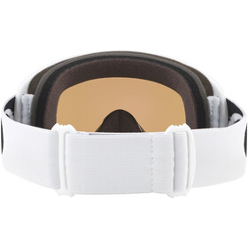 Oakley O Frame 2.0 Pro XM Gafas de Nieve Mujer, matte white/violet iridium&persimmon